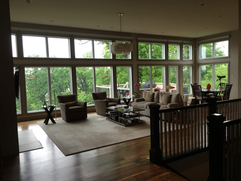 Home Uses 3M Prestige Window Tint to Combat Heat & Glare