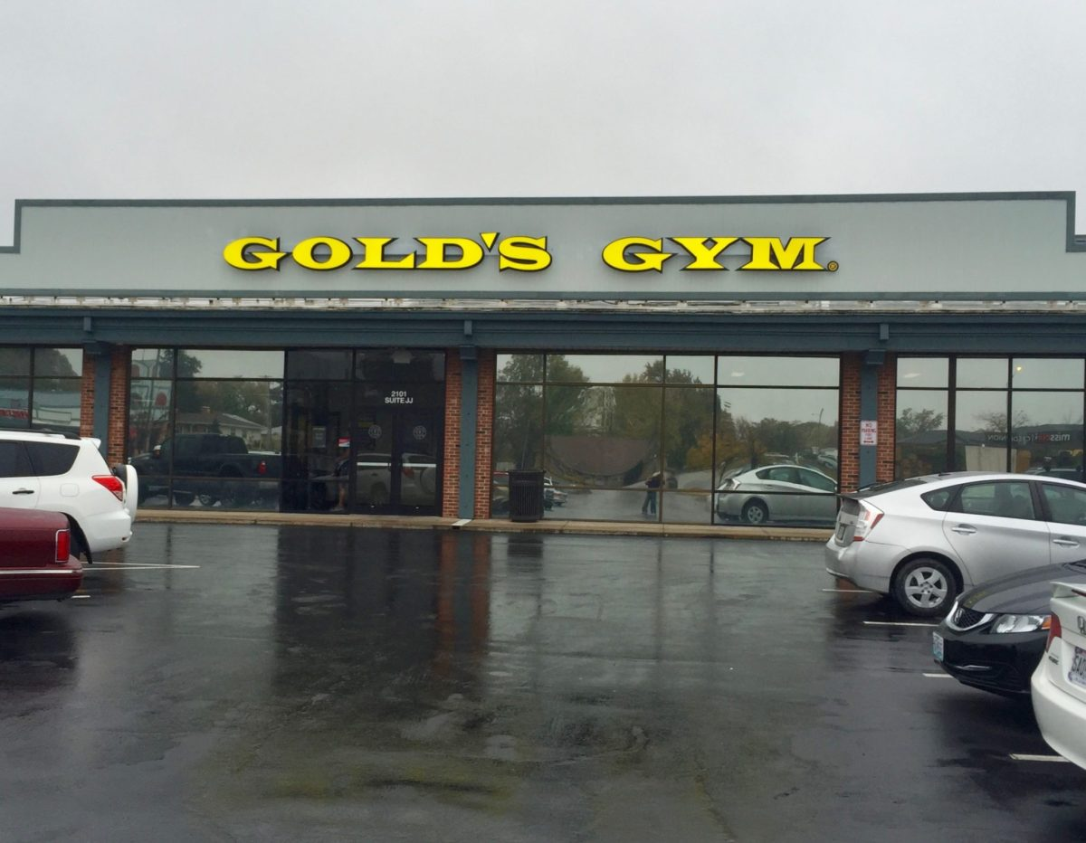 Reducing Heat and Glare for Gold's Gym with Window Film