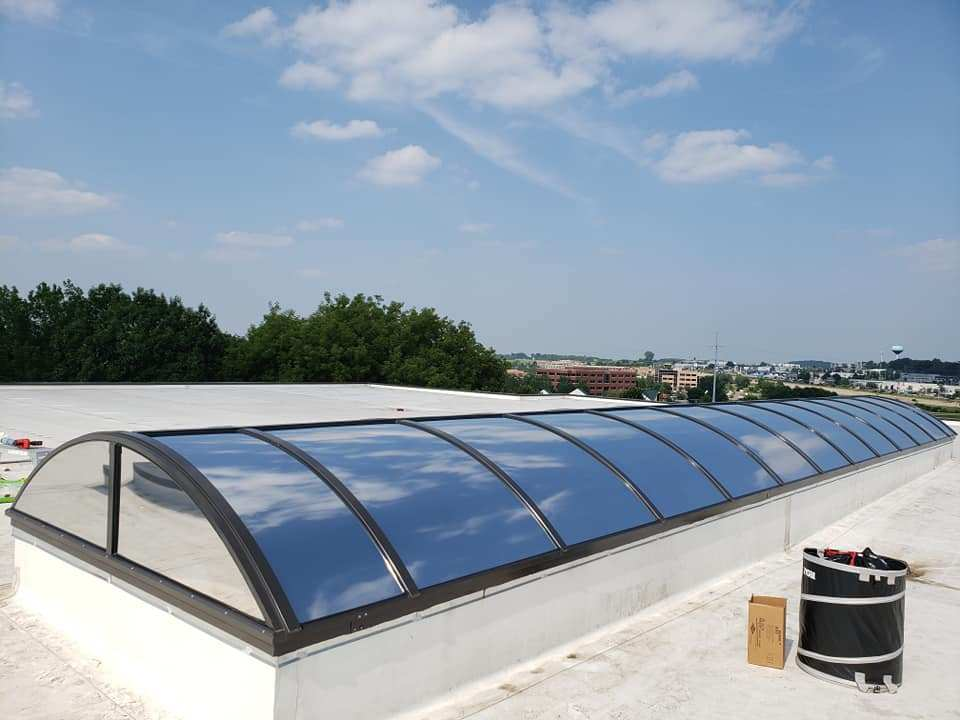 Reduce Excessive Heat & Glare with Skylight Window Film in Madison, WI